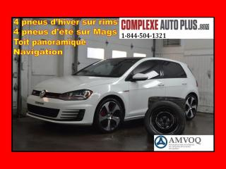 Used 2015 Volkswagen Golf GTI DSG for sale in Saint-jerome, QC