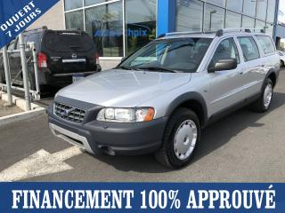 Used 2005 Volvo XC70 2.5T AWD for sale in Longueuil, QC