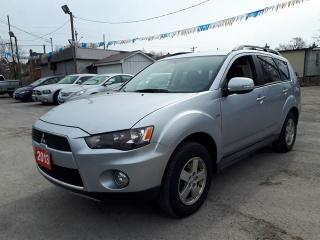 Used 2013 Mitsubishi Outlander LS..AWD!,,certiiied for sale in Oshawa, ON