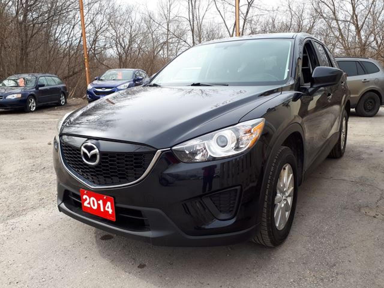 2014 Mazda CX-5 GX..Stick!!,,certified,Fact.Nav!