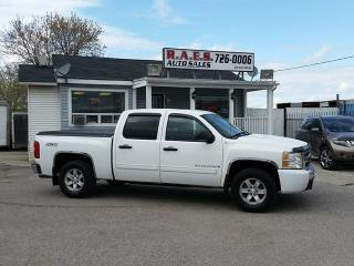 Used 2009 Chevrolet Silverado 1500 Hybrid -Gas/Electric 4x4 for sale in Barrie, ON