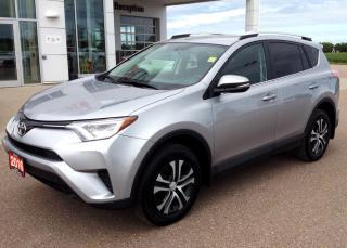 Used 2016 Toyota RAV4 LE AWD for sale in Renfrew, ON