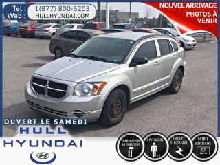 Used 2009 Dodge Caliber Sxt, Beaucoup for sale in Gatineau, QC