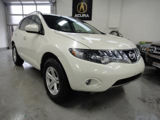 Used 2009 Nissan Murano SL MODEL,ALL SERVICE RECORD,VERY CLEAN for sale in North York, ON