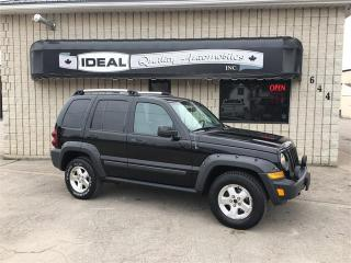 Used 2006 Jeep Liberty Renegade for sale in Mount Brydges, ON
