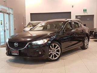 Used 2014 Mazda MAZDA6 GT-AUTO-NAVI-LEATHER-SUNROOF-LOADED-ONLY 65KM for sale in York, ON
