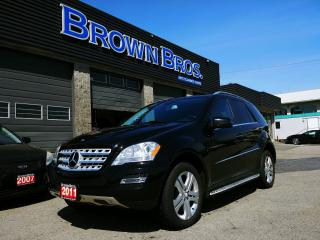 Used 2011 Mercedes-Benz ML 350 ML 350 BlueTEC, Local, Navi, for sale in Surrey, BC