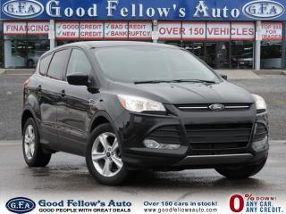Used 2014 Ford Escape SE MODEL, FWD, REAR VIEW CAMERA, 2.0L ECOBOOST for sale in North York, ON