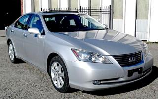 Used 2008 Lexus ES 350 Certified, Financing is available. for sale in Etobicoke, ON