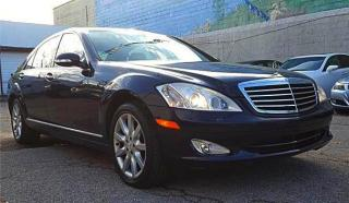 Used 2007 Mercedes-Benz S-Class V8 for sale in Etobicoke, ON