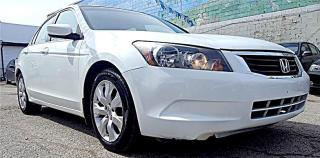 Used 2008 Honda Accord Sdn EX-L for sale in Etobicoke, ON