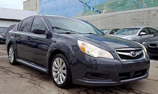 Used 2010 Subaru Legacy Limited Pwr Moon for sale in Etobicoke, ON