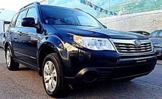 Used 2009 Subaru Forester (Natl) X w/Premium Pkg for sale in Etobicoke, ON