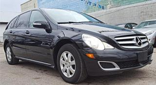 Used 2006 Mercedes-Benz R-Class 3.5L w/Premium Pkg for sale in Etobicoke, ON