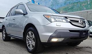 Used 2007 Acura MDX TECHNOLOGY PKG for sale in Etobicoke, ON