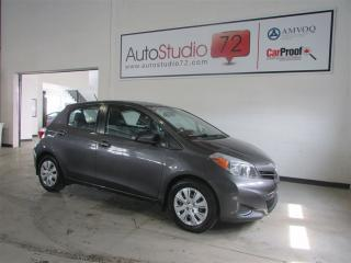 Used 2014 Toyota Yaris LE A/C for sale in Mirabel, QC