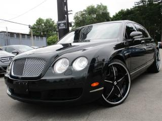 Used 2006 Bentley Continental Flying Spur AWD CONTINENTAL FLYING ~ NAVIGATION !! for sale in Burlington, ON