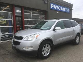 Used 2010 Chevrolet Traverse 1LT for sale in Kitchener, ON