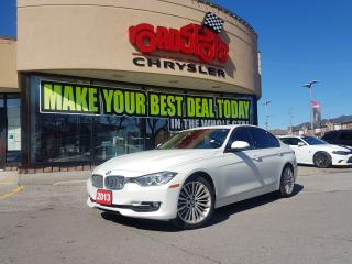 Used 2013 BMW 3 Series 320i xDrive TAN LTHR P-WR ROOF H-TED WHEEL ALLOYS for sale in Scarborough, ON