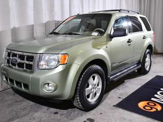 Used 2008 Ford Escape XLT for sale in Red Deer, AB