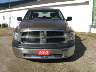Used 2012 Dodge Ram 1500 cloth for sale in Ailsa Craig, ON