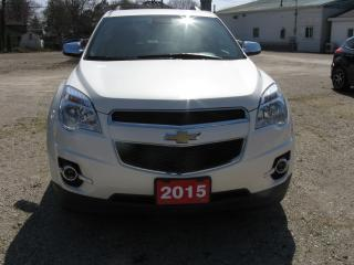 Used 2015 Chevrolet Equinox leather for sale in Ailsa Craig, ON