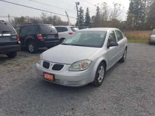 Used 2007 Pontiac G5 Low KMs for sale in Gormley, ON