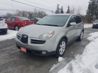 Used 2007 Subaru B9 Tribeca AWD LEATHER SUNROOF 7 PASS for sale in Gormley, ON