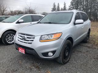 Used 2010 Hyundai Santa Fe GL POWER SUNROOF LOW KMS for sale in Gormley, ON