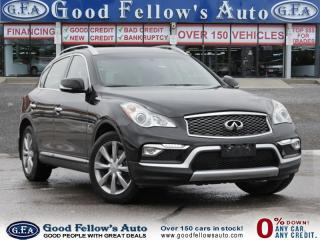 Used 2016 Infiniti QX50 Premium ,AWD, REARVIEW CAMERA, LEATHER SEATS for sale in North York, ON