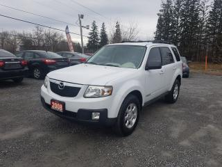 Used 2008 Mazda Tribute LOW KMS for sale in Gormley, ON