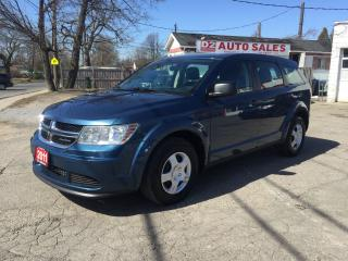 Used 2011 Dodge Journey Canada Value Pkg/Automatic/4 Cylinder/Certified for sale in Scarborough, ON