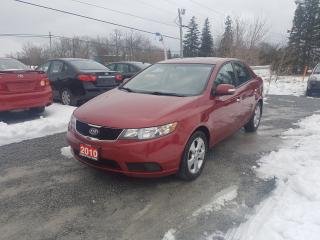 Used 2010 Kia Forte EX POWER SUNROOF for sale in Gormley, ON