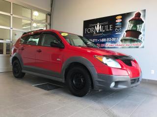Used 2004 Pontiac Vibe for sale in Rimouski, QC