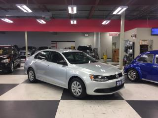 Used 2014 Volkswagen Jetta 2.0L TRENDLINE 5 SPEED BASIC BACKUP CAMERA 67K for sale in North York, ON