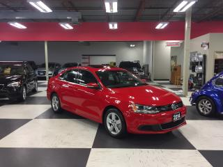 Used 2014 Volkswagen Jetta 1.8 TSI COMFORTLINE AUT0 SUNROOF BACKUP CAMERA 98K for sale in North York, ON