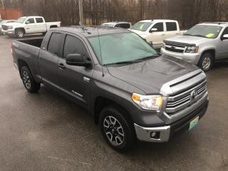 Used 2017 Toyota Tundra SR5 Plus TRD ONLY 14150 km for sale in Perth, ON