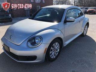 Used 2012 Volkswagen Beetle 2.5L/CERTIFIED/WARRANTY INCLUDED for sale in Cambridge, ON