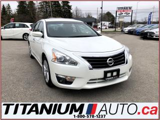 Used 2014 Nissan Altima SV+Camera+Sunroof+Heated Power Seats+Remote Start+ for sale in London, ON