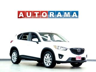 Used 2013 Mazda CX-5 GT NAVIGATION LEATHER SUNROOF 4WD for sale in North York, ON