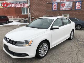 Used 2012 Volkswagen Jetta TDI Highline/DIESEL/ONE OWNER/NO ACCIDENT/SAFETY for sale in Cambridge, ON