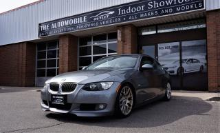 Used 2008 BMW 328i Coupe COUPE SPORT PKG NO ACCIDENT for sale in Mississauga, ON