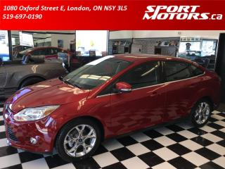 Used 2012 Ford Focus SEL! New Brakes & Tires! MyFord! Heated Seats! A/C for sale in London, ON