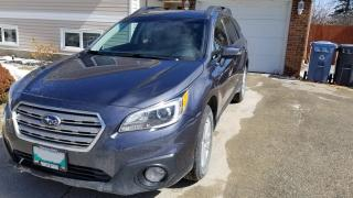 Used 2017 Subaru Outback 2.5i Touring for sale in Winnipeg, MB