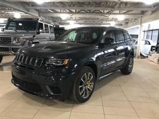 Used 2018 Jeep Grand Cherokee Trackhawk | SAVE OVER $14K! | BEST PRICE IN CANADA for sale in London, ON