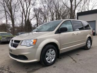 Used 2013 Dodge Grand Caravan SXT| BLUETOOTH | STOW-N-GO for sale in London, ON