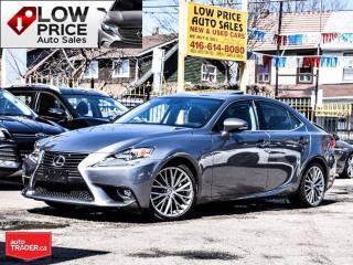 Used 2015 Lexus IS 250 UltraPrem*Navi*BlindSpot*Htd&CldSeats&LexWarr* for sale in York, ON