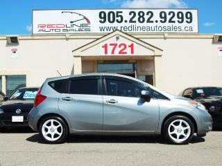 Used 2014 Nissan Versa Note SL, Navigation, WE APPROVE ALL CREDIT for sale in Mississauga, ON