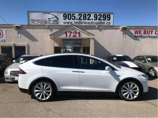 Used 2016 Tesla Model X 90D, Autopilot, WE APPROVE ALL CREDIT for sale in Mississauga, ON
