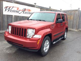 Used 2010 Jeep Liberty Sport for sale in Stittsville, ON